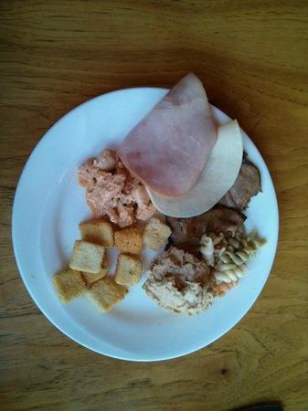 Bryce Canyon Lodge: Buffet Lunch