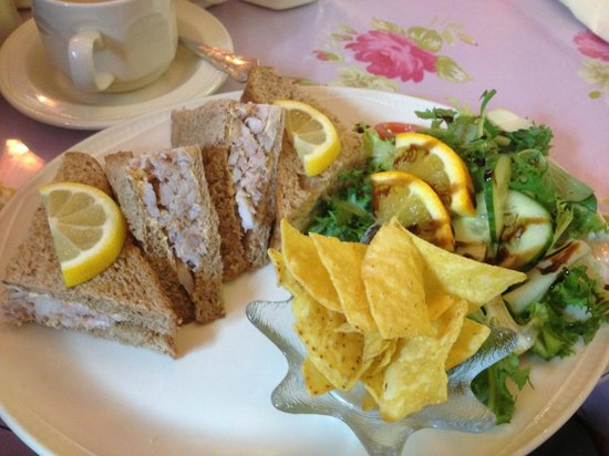 Food - The Old Thatch Tearooms: 1