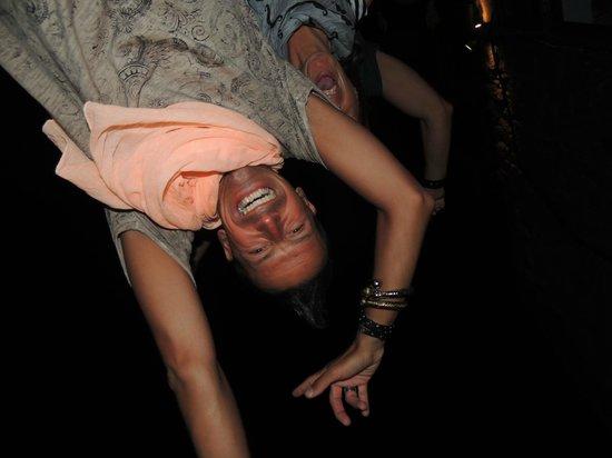 Jackie O' Bar Mykonos: divertimento