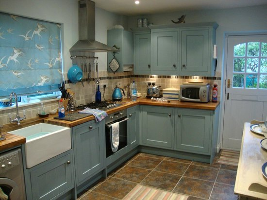 Old Post Office Swanage - Billet Doux: The amazing kitchen