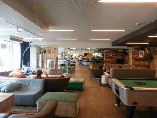 Generator Hostel Copenhagen: espace de rencontre