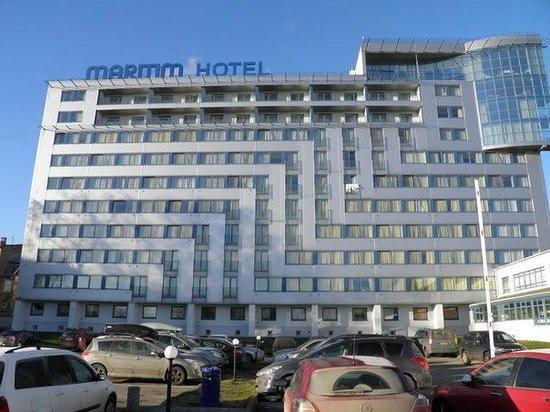 Bellevue  Park Hotel Riga: Маритим в январе