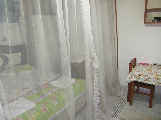 Akay Pension: bedroom