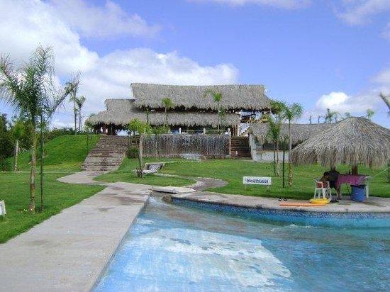 Chihuahua, Meksika: Las Pampas en Jimenez Chih