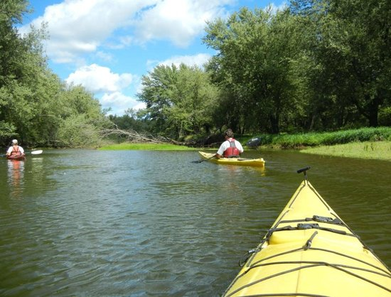 Turning Waters Bed, Breakfast and Adventure: Kayaking