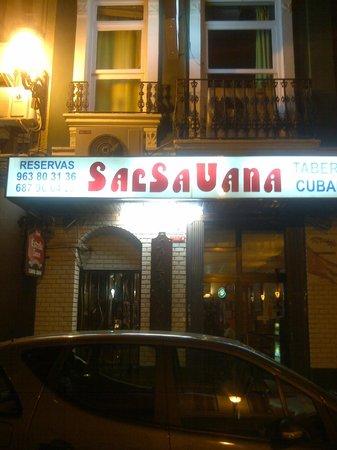 Taberna Cubana Salsavana