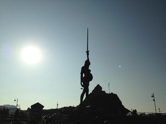 Verity Statue: verity