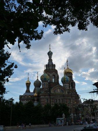 เซนต์ปีเตอร์สเบิร์ก, รัสเซีย: Desde la calle