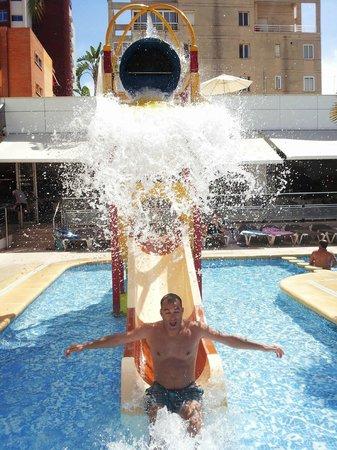 Hotel RH Bayren Parc: Disfrutando como un niño