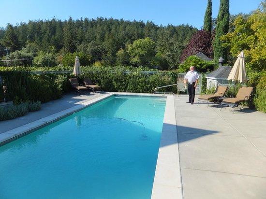 Chateau de Vie : Pool