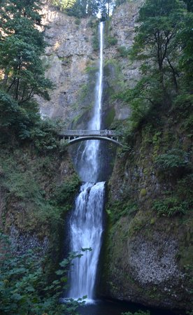 Oxford Suites Portland - Jantzen Beach: Multnomah Falls