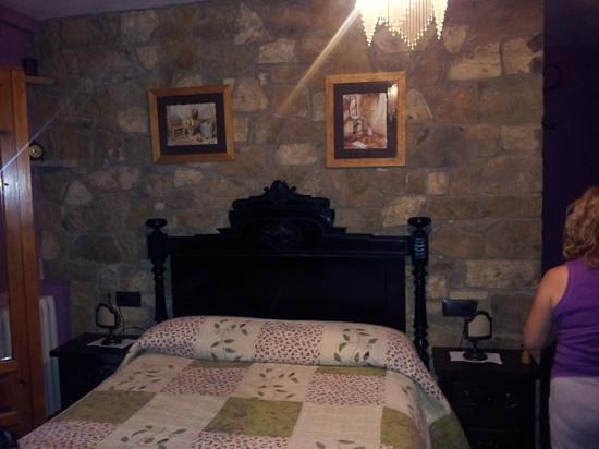 Hotel Mediodía: habitación