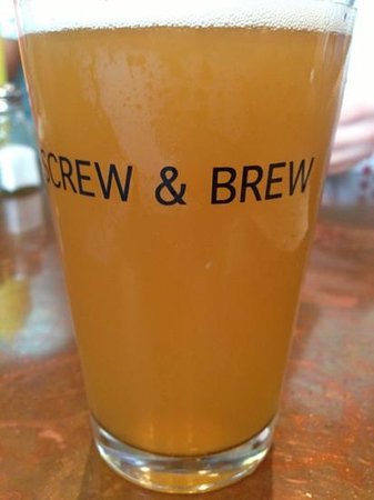 Cannon Beach Hardware: awesome beer!
