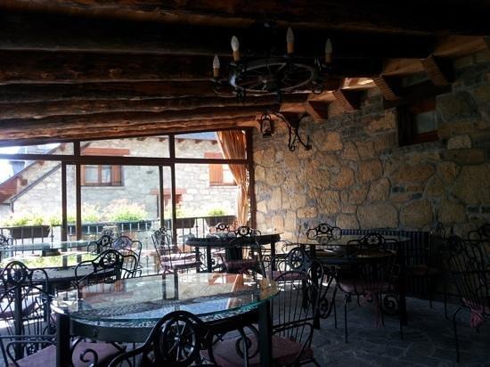 Hotel Mediodía: restaurante
