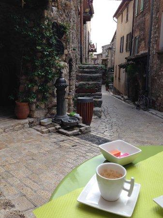 Piccolo Mondo : View from the restaurant