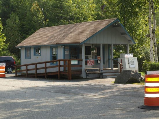 Bar Harbor Campground: Office