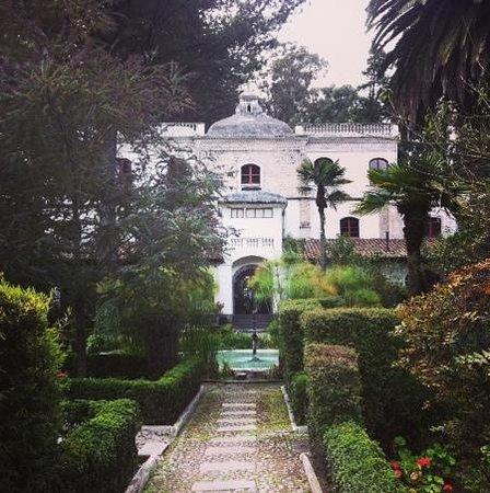 Hacienda La Cienega: hostería la cienega