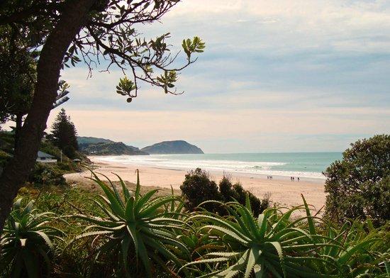 Ocean Beach Motor Lodge: Wainui Beach