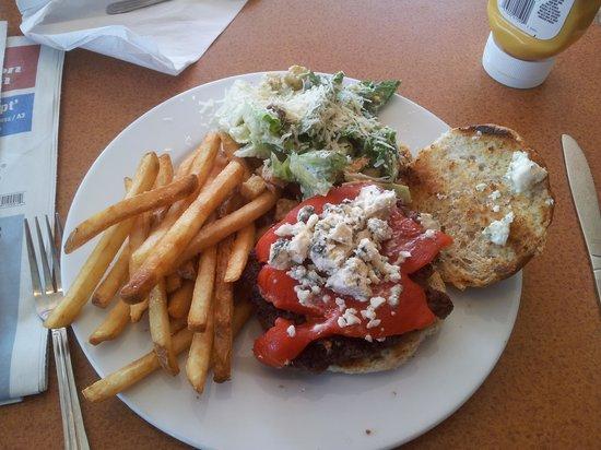 Salisbury House: My meal