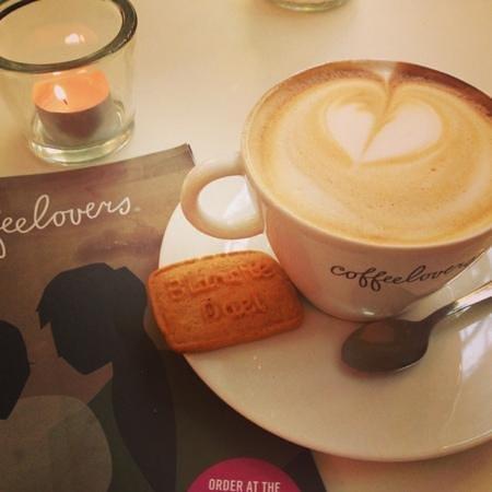 Coffeelovers Dominicanen: <3 cappuccino