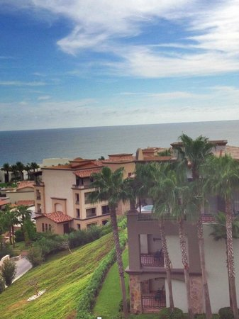 Pueblo Bonito Sunset Beach Golf & Spa Resort: View from the room
