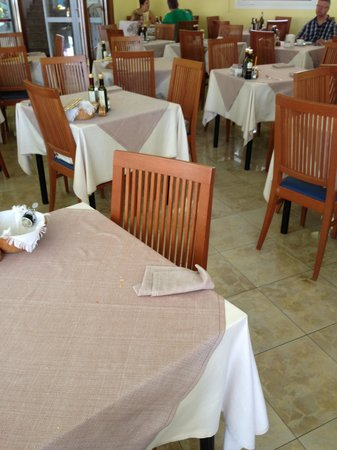 Hotel Universal : sala da pranzo