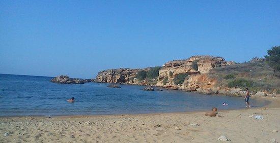Niriis Hotel: Beach, Agii Apostoli, Chania, Crete