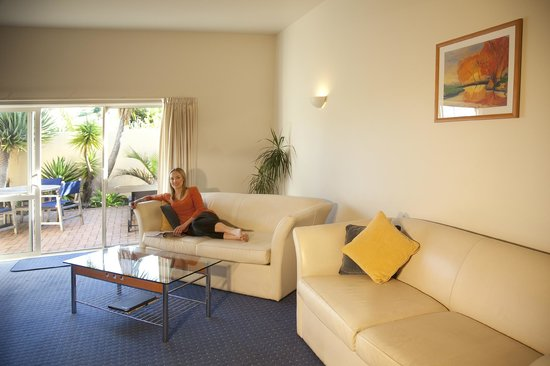 Ocean Beach Motor Lodge: Two Bedroom Apartment