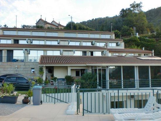 Hotel Lagoa Azul do Geres: Hotel