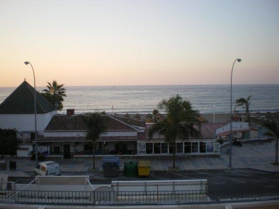 Apartamentos HC Burriana Playa : vista apto