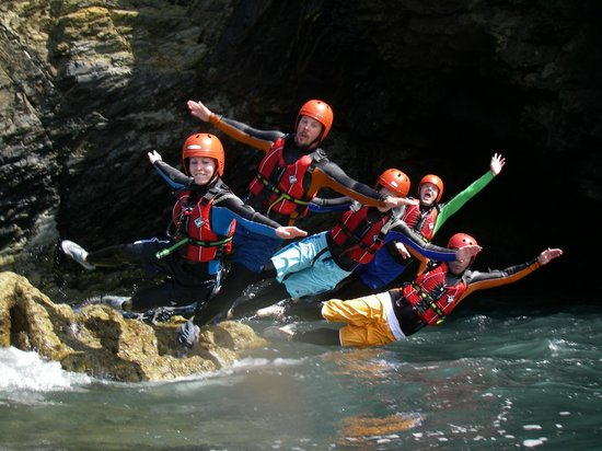 Celtic Quest Coasteering