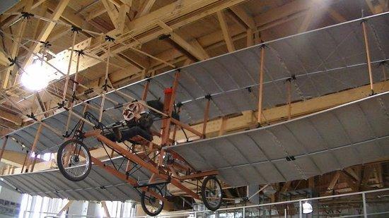 The Hangar Flight Museum: history