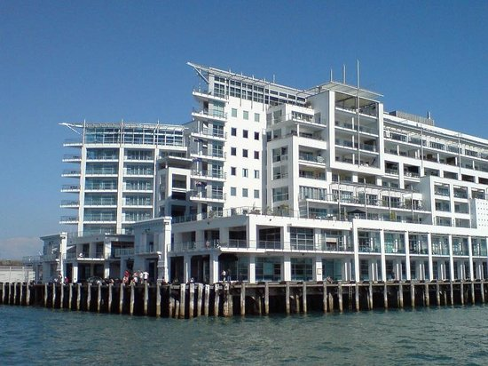 Auckland Waterfront Serviced Apartments: Princes Wharf