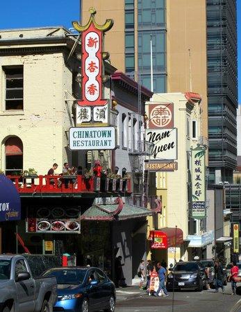 Chinatown Restaurant: restaurant