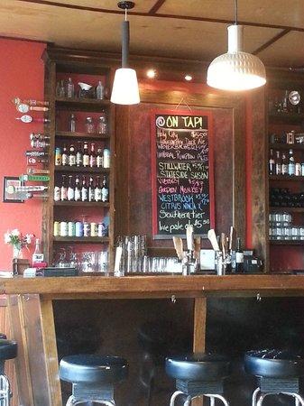 Evo Pizza : Bar