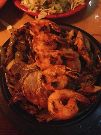 Mexico Lindo Restaurant: Fajita Meat