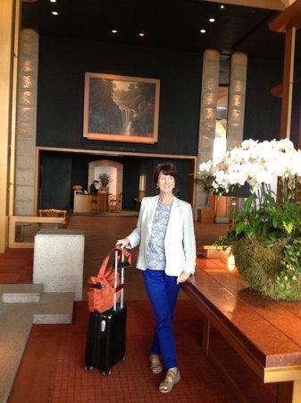Grand Hyatt Seoul: Beautiful orchids