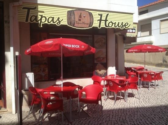 Tapas House: Aberto todo o ano.