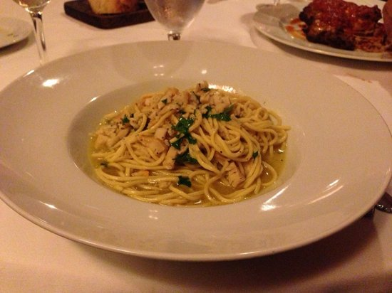 Davide : Spaghetti Vongole