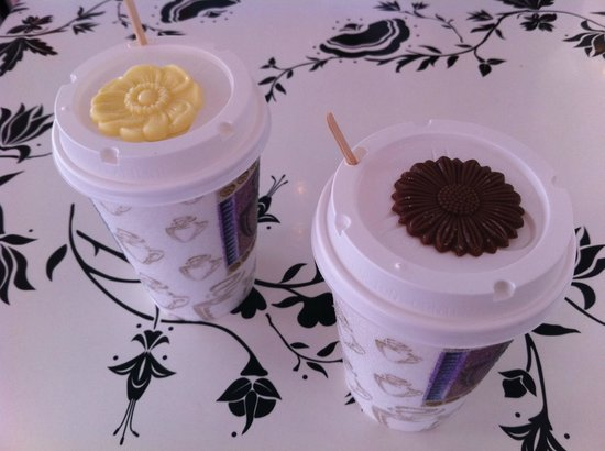 Gio's Gelateria & Caffe : Coffee to go