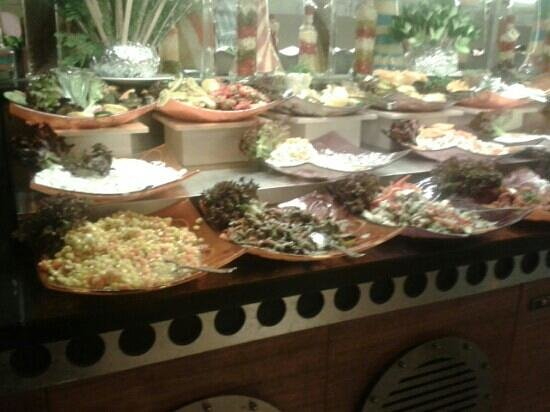 Bera Hotel Alanya : salad