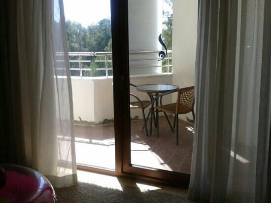 Bera Hotel Alanya : balcony