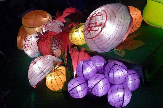 Food lanterns - Mid Autumn Festival - Picture of Victoria