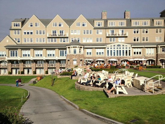 The Ritz-Carlton, Half Moon Bay: View of the hotel