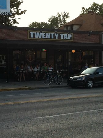 Twenty Tap: Outside