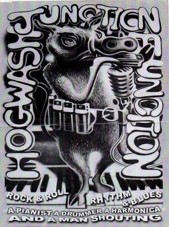 The Rusty Axe: Hogwash  Sat 28th Sept 50's & 60's Rock 'n Roll