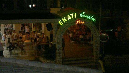 Ekati Complex: Ekati, the full moon party night