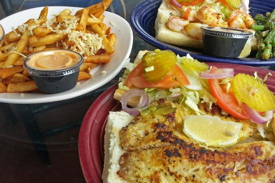 TYB Grill: Lunch for Two at TYB
