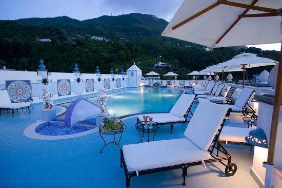 Terme Manzi Hotel & Spa: Outdoor Thermal Pool