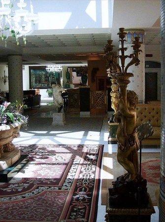 Terme Manzi Hotel & Spa: Hall